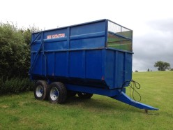 AW 10 Tonne silage trailer